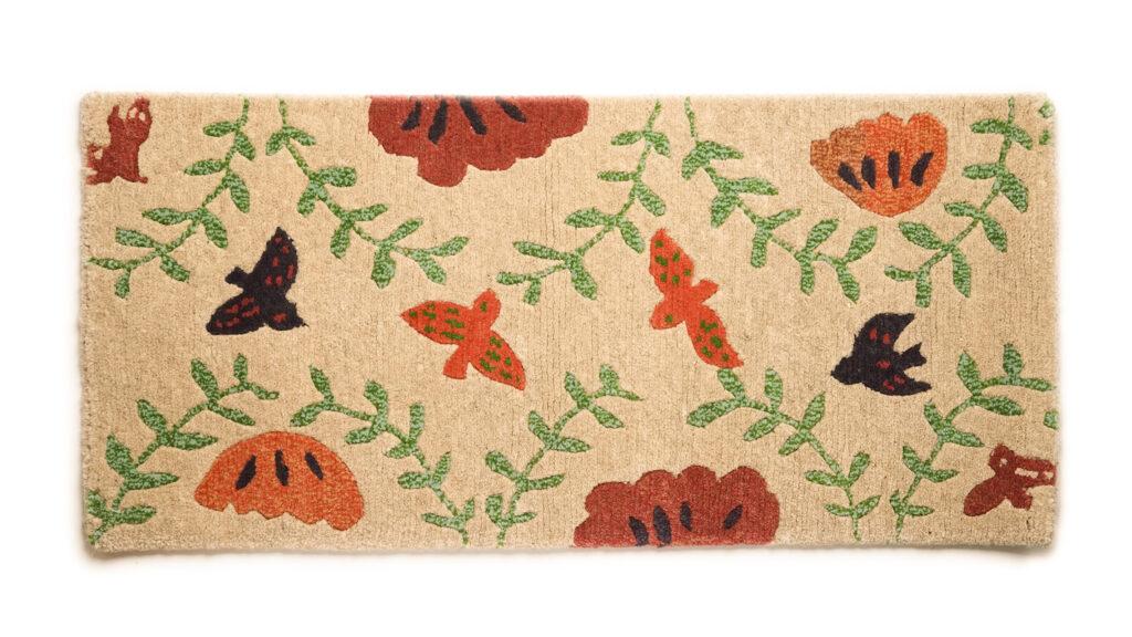YOKOMAT bird&flower 1_PLACE MAT