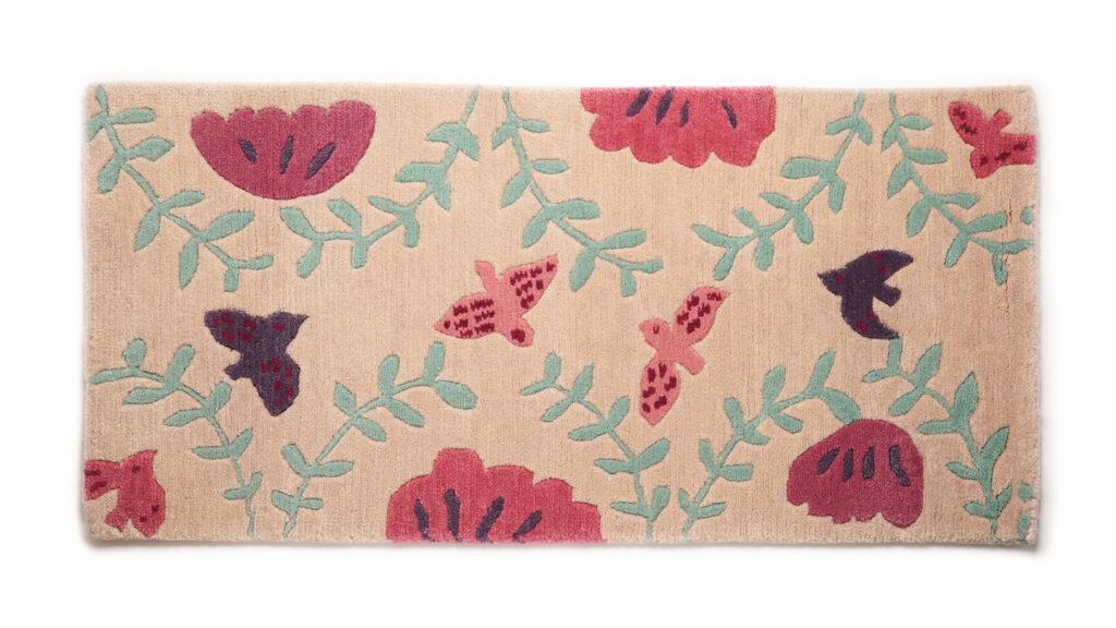 YOKOMAT bird&flower 2_PLACE MAT